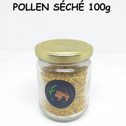 حبوب القاح الجافة - Pollen séché 100g