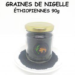 حبة السوداء حباشية Graines de nigelle éthiopiennes - 90g