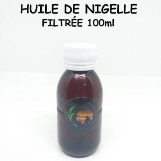 Huile de nigelle éthiopienne Filtrée 100ml