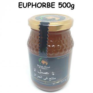 Miel d'Euphorbe (Loubayna) 2021 - 500 gr